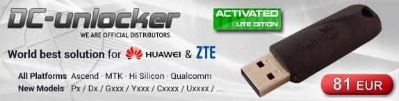 DC-Unlocker Lite Edition