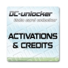 DC-Unlocker Credits, Logs and Activations