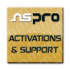 Activations and Logs » NS Pro Activations and Support Renewals