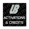 Universal Box Credits, Logs and Activations