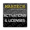 Martech Activations and Licenses