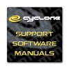 Cyclone Box Support and Manuals