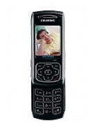 Grundig Mobile CD800 CDMA