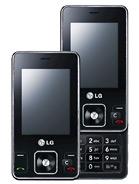 LG Electronics KC550 Infineon