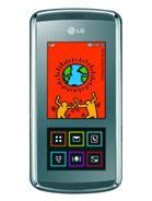 LG Electronics KF600 Infineon