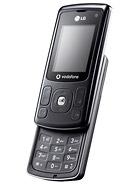 LG Electronics KU380 Qualcomm