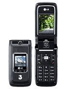 LG Electronics U8500 Qualcomm