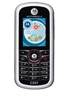 Motorola C257 / T250a