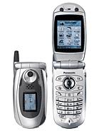 Panasonic X700 / X701 Vodafone
