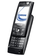 Samsung D820 SYSOL