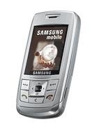 Samsung E250 / E256 / E250v SYSOL