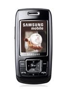 Samsung E251 SYSOL