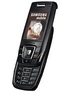 Samsung E390 SYSOL