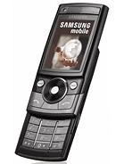 Samsung G600 SYSOL