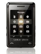 Samsung P520 Armani TRIDENT