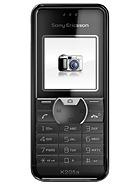 Sony Ericsson K205 Calypso