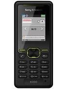 Sony Ericsson K330 Locosto S1