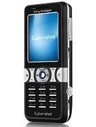 Sony Ericsson K550i / K550c DB2020 A1