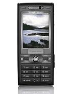 Sony Ericsson K800i / K800c DB2020 A1