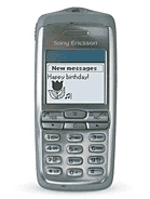 Sony Ericsson T600 CR16