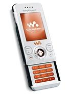 Sony Ericsson W580i / W580c DB2020 A1