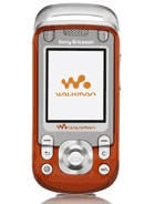 Sony Ericsson W600i DB2010 A1