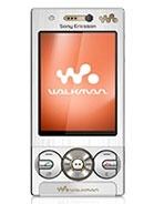 Sony Ericsson W705 DB3210 A2