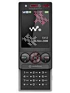 Sony Ericsson W715 DB3210 A2
