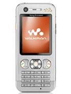 Sony Ericsson W890i / W890c DB3150 A2
