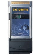 ZTE MF320 PCMCIA