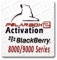 BlackBerry 8000 and 9000 Series Unlock Activation by only 137 EUR