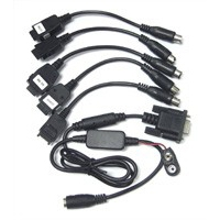 LG All in One COM/Serial Cable Set (5 pcs) -