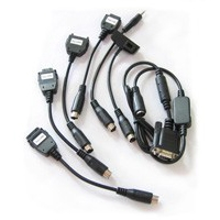 Kit Cables Panasonic All in One Serie/COM (8 unidades) -