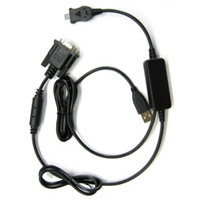 Samsung V804 / Z150 / E240 COM/Serial+USB Cable -