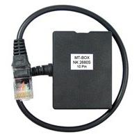 Nokia DCT4+ 2680s Slide / 7100s 10pin MT Box Cable -