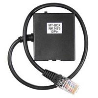 Cable Nokia BB5 N78 10pines MT Box -