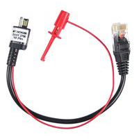 Nokia DCT4+ Easy Flash v1 1110 / 1600 / 6030 / 6060 / 7380 with VBAT Clamp RJ45 UFS Cable -