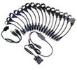 Polar Box All in One COM/Serial Cable Set (17 pcs) -
