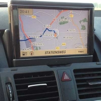 Comand APS NTG4-204 v14 2017 [Europe 2 DVDs Set] - Latest version of the map DVD update for the Mercedes Benz Comand APS NTG4-204 navigation systems for C-Class W204/S204, GLK X204 and SLS C197/R197.