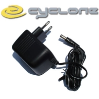 Cyclone Box 5.5v 400mAh DC Power Adaptor - If you have problems with your Cyclone Box this is your solution! The adapter is recognized directly by the Cyclone Box software itself when it starts. Compatible with v1 and v2 HW Boxes!