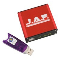JAF Box + P-Key Vista Activada + Kit 104 Cables -