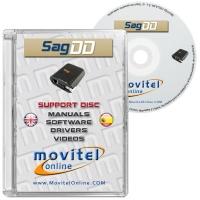 Disco de Soporte para SagemDD Box con Manuales, Software y Videos - Disco desarrollado integramente por nuestro departamento técnico con instrucciones detalladas y manuales completos para la instalación de su producto. Incluye también todo el software y drivers necesarios, así como videos explicativos de procesos reales!