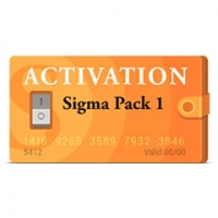 Pack 1 Activation for Sigma Box - Module for unlocking and IMEI repairing features for the latest Motorola, Alcatel, Huawei, ZTE & Lenovo phones and tablets from the MTK, TI and Hi-Silicon platforms along with unique Yoda method of Android smartphones via ADB Mode. The Pack 1 Activation is compatible with Sigma Key, Sigma Dongle and Sigma Box.