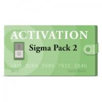 Activación Pack 2 para Sigma Box - Módulo para liberar y reparar IMEI en los últimos teléfonos móviles y tabletas de Motorola, ZTE, vodafone y Sony de la plataforma Qualcomm Hexagon. La Activación Pack 2 es compatible con Sigma Key, Sigma Dongle y Sigma Box.