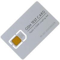 SIM Test Card SonyEricsson y Motorola -