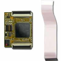 WASPKey (WASP2) Upgradeable for Nintendo Wii - Plug and play Modchip for Wii from the prestigious WASP Team. Is compatible with all models of Wii drives (except D3-2). Updatable and set up by DVD without opening the console! It comes with Flex cable to connect it directly to drive unit of your Wii without soldering! Unbeatable price and quality relation!