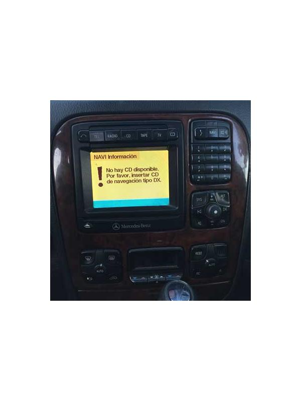 Mercedes Benz Comand 2.0 DX 2014 [1 x CD to choose] - Latest version of the map CD update for theBlaupunkt Travel Pilot DX, DX-V, DX-N, DX-R 5, DX-R 52, DX-R 70, DX-R 4 systems and for navigators such as Mercedes Benz Comand DX, Audi RNS-D, Audi Navigation BNS4.x, Audi Navigation Plus RNS4.x, Volkswagen Radio Navigation System MFD, VW RNS2 CD, VW MFD2 CD, and definitely any DX from brands as Alfa Romeo, Fiat, Ford, Honda, Lancia, Maserati, Seat, Skoda and Peugeot.