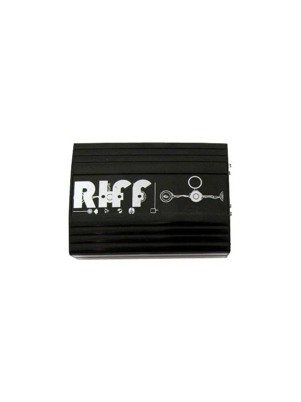 Genuine RIFF JTAG Box with 4 accessories - The most powerful solution to repair dead, bricked or damaged boot mobile phones. Supports all models and boots that we can imagine! The resurrection process only requires 30 seconds per handset and its use is totally unlimited! Is the box suitable for professionals who need to repair impossible missions. For some models need to solder wires to the connections on the handset board. We include a dual layer DVD with a collection of more than 8 Gigabytes and more than 700 Resurrectors files to repair all supported phones!