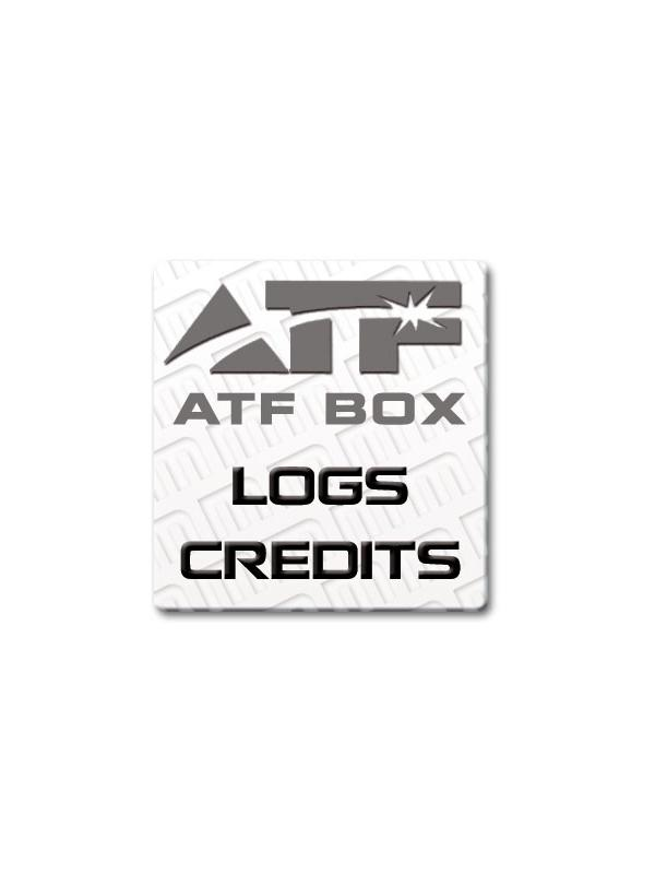 Créditos para ATF Box para Activación ATF Network - Estos Créditos o Logs son válidos para desencriptar el PM120 de los últimos teléfonos móviles Nokia BB5 SL3. Se recargan directamente a su Box Serial Number en el ACTO y podrá empezar a disfrutarlos SIN ESPERAS, no como en otras tiendas que los créditos tardan mucho en recargarse incluso después de haber hecho el pago. Estos créditos se pueden usar también para activar ATF Network en su Box.