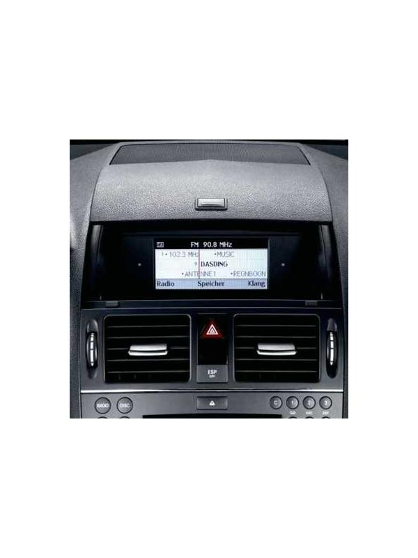 Audio 50 APS NTG4-204 v16 2016 [1 x Europe DVD] - Latest version of the map DVD update for the Mercedes Benz Audio 50 APS NTG4-204 navigation systems for C-Class W204/S204 and GLK X204.